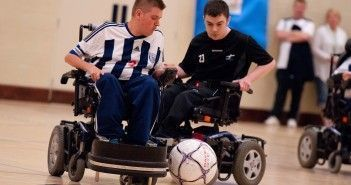 futbol silla de ruedas