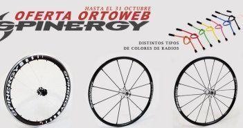 Oferta Ruedas Spinergy para sillas de ruedas
