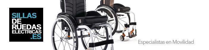 silla de ruedas electricas