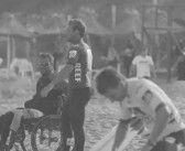 Pentacampeón de Surf fue descalificado por ayudar a cumplir el deseo a un parapléjico