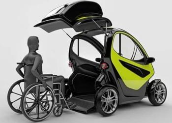 Equal vehículo para silla de ruedas