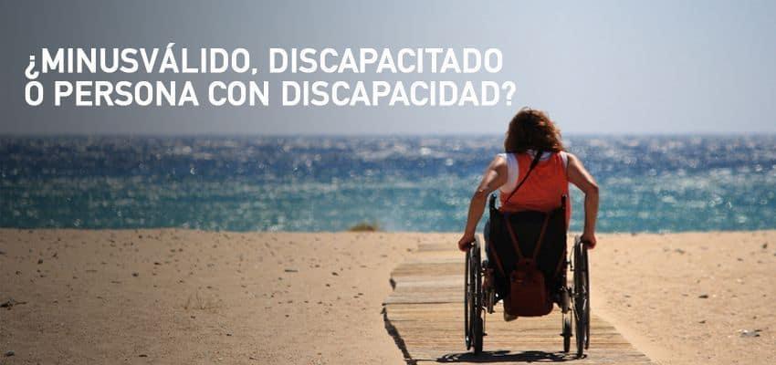 Minusv Lido Discapacitado O Persona Con Discapacidad