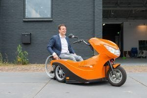 moto para silla de ruedas