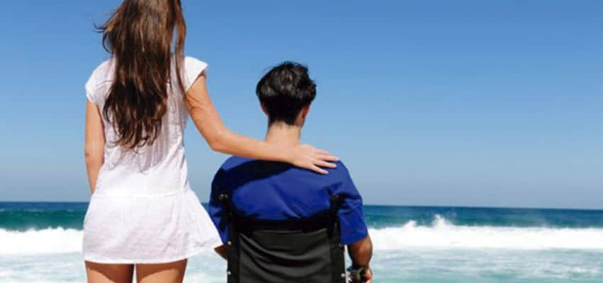 parejas discapacidad