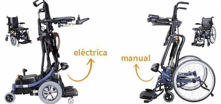 silla de ruedas bipedestadora precio