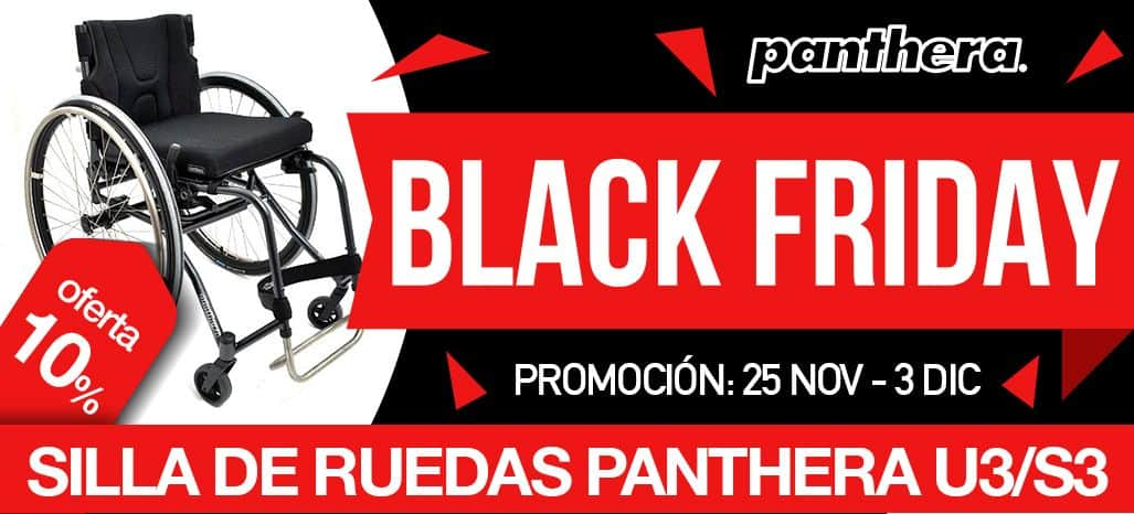 oferta-friday-silla-de-ruedas-panthera