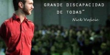 Nick, persona con discapacidad