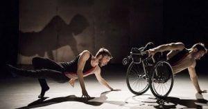 Baile en silla de ruedas