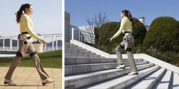 Walking Assist Device de Honda