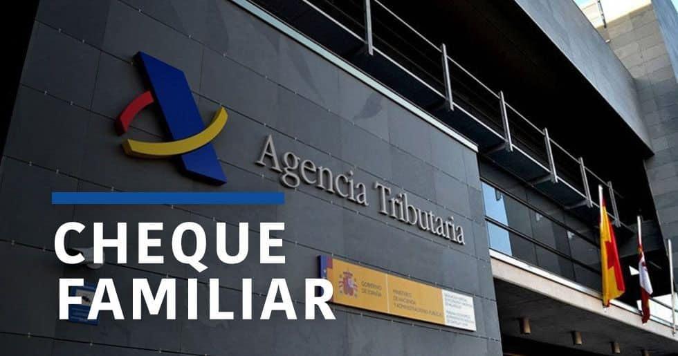 Fachada Agencia Tributaria