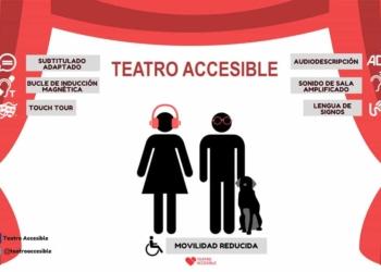 Descripción de como hacer de un Teatro accesible