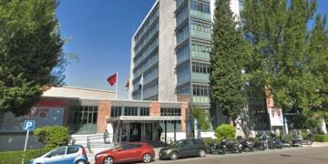 Imagen: Facultad de Ciencias de la Actividad Física y el Deporte de la Universidad Politécnica de Madrid - Google Maps