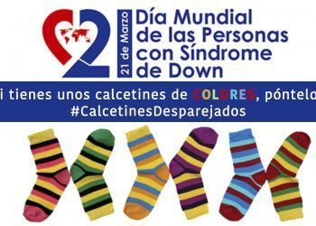 calcetinesdesparejados sindrome down tododisca