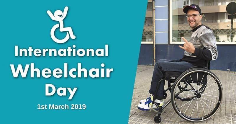 Día Internacional de la silla de ruedas