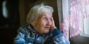 Personas mayores dependencia