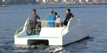 Barco accesible