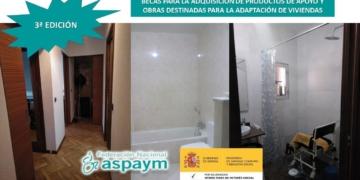 Baño accesible - Becas Aspaym