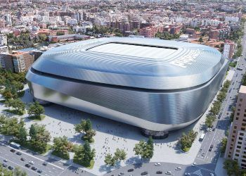 Nuevo Santiago Bernabéu Discapacidad