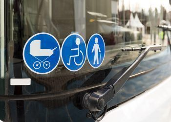 Autobús accesible