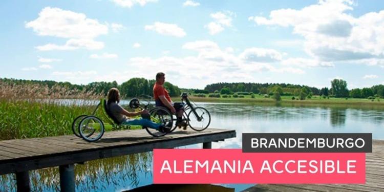 Brandemburgo Turismo Accesible - Alemania