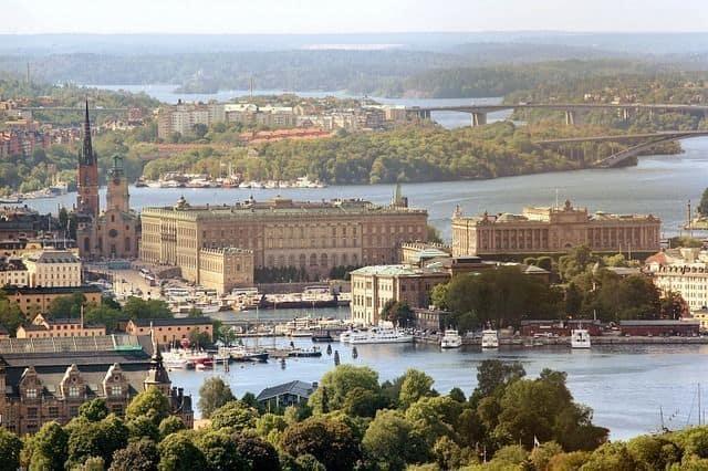 Estocolmo para personas con discapacidad.