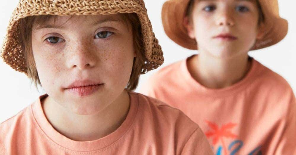 El hijo de Samantha Vallejo-Nágera se convierte en el primer modelo con Síndrome de Down de Zara