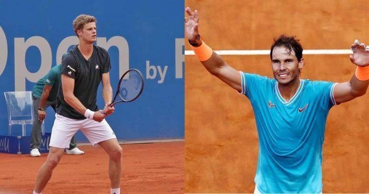 Rafa Nadal debuta en Roland Garros contra un tenista con un 60% de audición