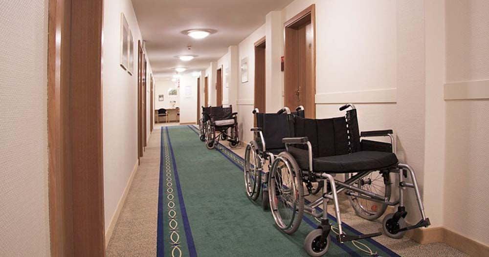 Centros de discapacidad