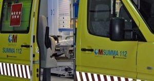 Ambulancia Summa Madrid