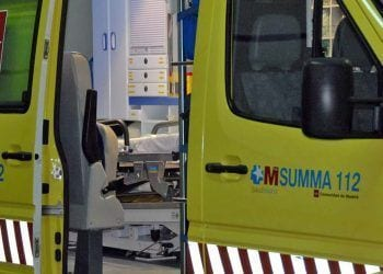 Ambulancia Summa Madrid