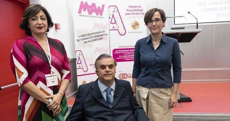 Arranca en Madrid la Semana Internacional de la Accesibilidad