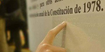 Piden eliminar los términos 'disminuido' y 'minusválido' de la Constitución