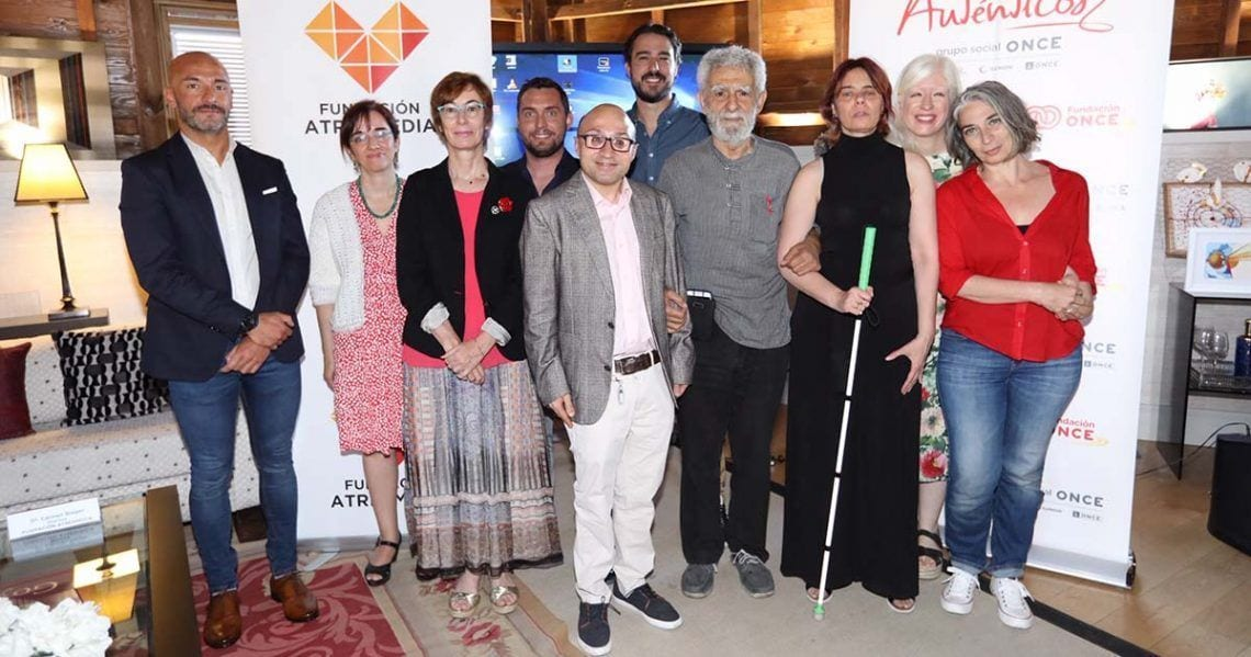 El sector audivisual analiza la presencia de personas con discapacidad delante de las cámaras   Fundación ONCE
