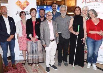 El sector audivisual analiza la presencia de personas con discapacidad delante de las cámaras | Fundación ONCE