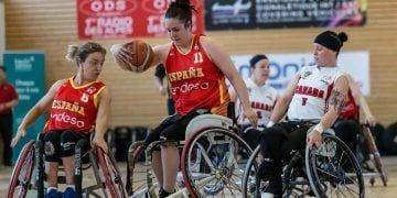 España conquista el bronce en el Womens's Open de baloncesto en silla de ruedas | Foto de Christophe Dury