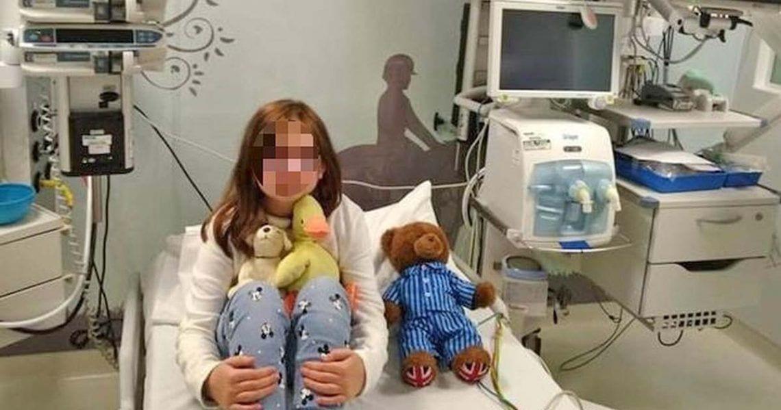 Fallece Paloma Fakoa, la pequeña con un tumor cerebral que conmovió a toda España