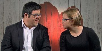 'First dates' presencia con María y Manolo una de sus citas más emotivas
