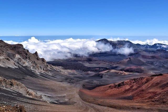 Parque Nacional Haleakala en Maui accesible