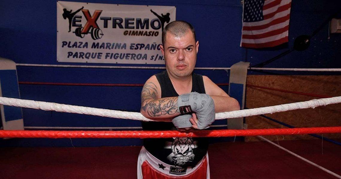 Nacho Ramos ha conseguido títulos nacionales e internacionales en el boxeo adaptado
