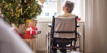 Discapacidad persona mayor
