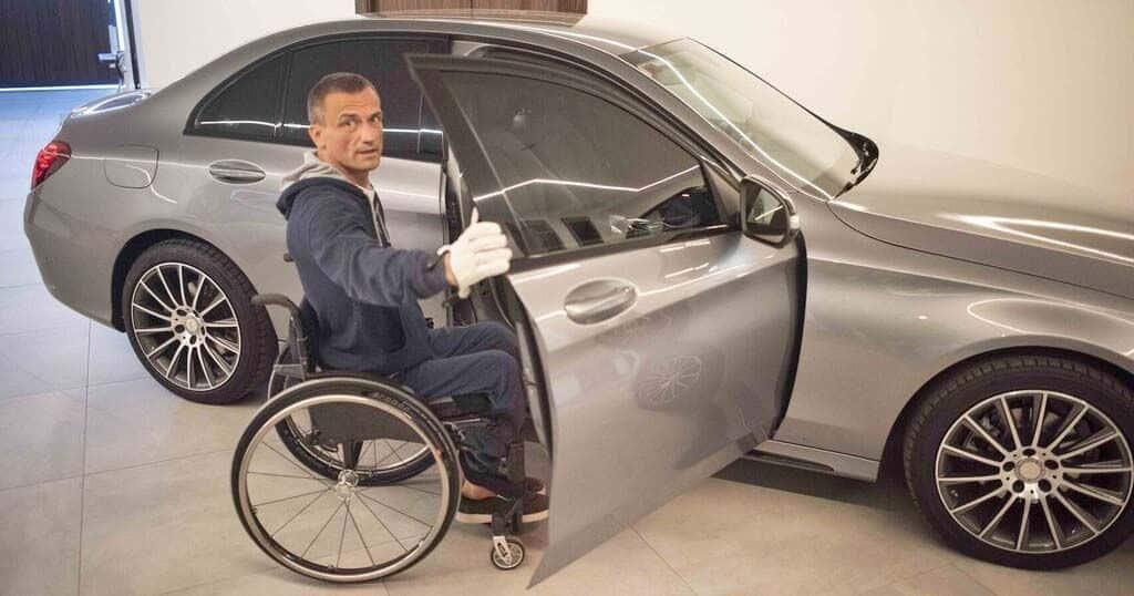 Segejus, el capo en silla de ruedas que vive en España | Foto de ElEspañol.com