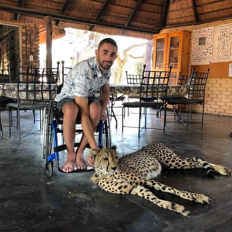 Parue Nacionar Kruger accesible