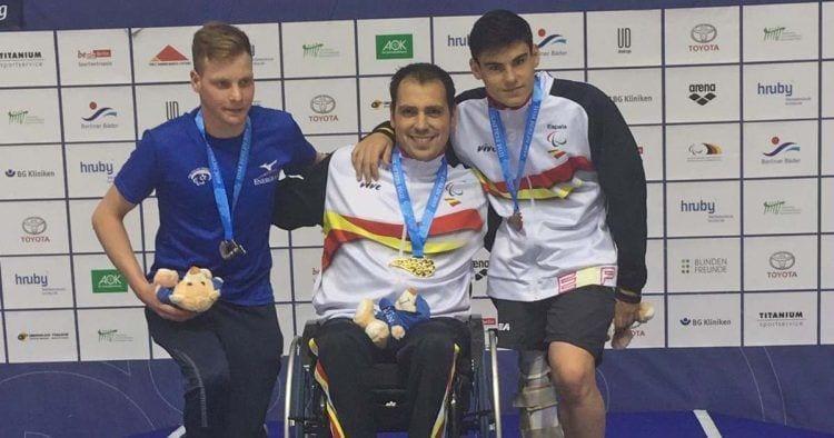 España consigue 12 medallas en el World Series de World Para Swimming 2019 | FEDDF