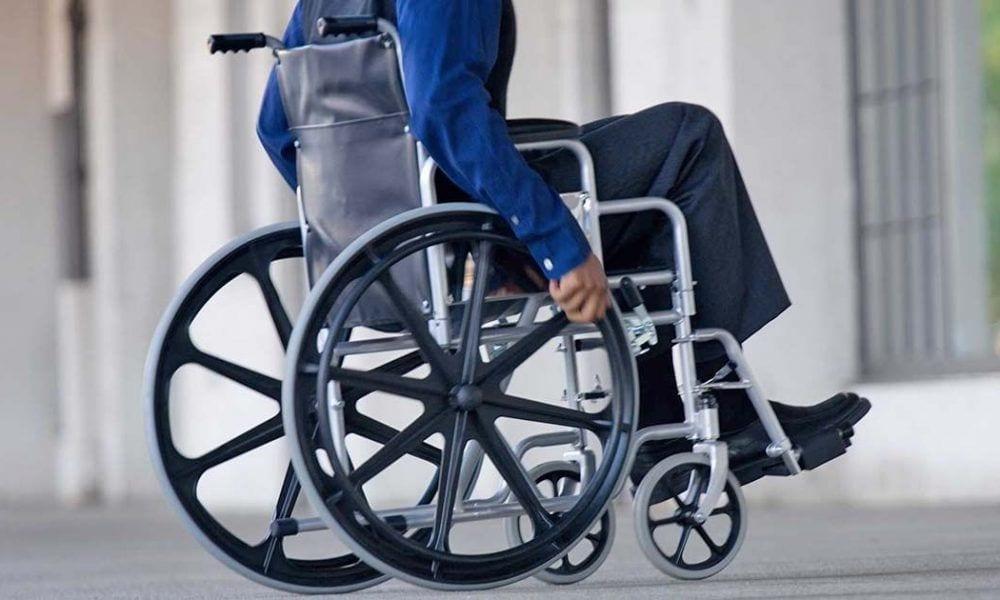 silla de ruedas - prestación por discapacidad