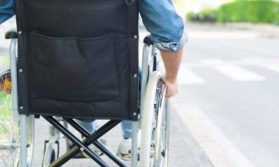 Usuario silla de ruedas