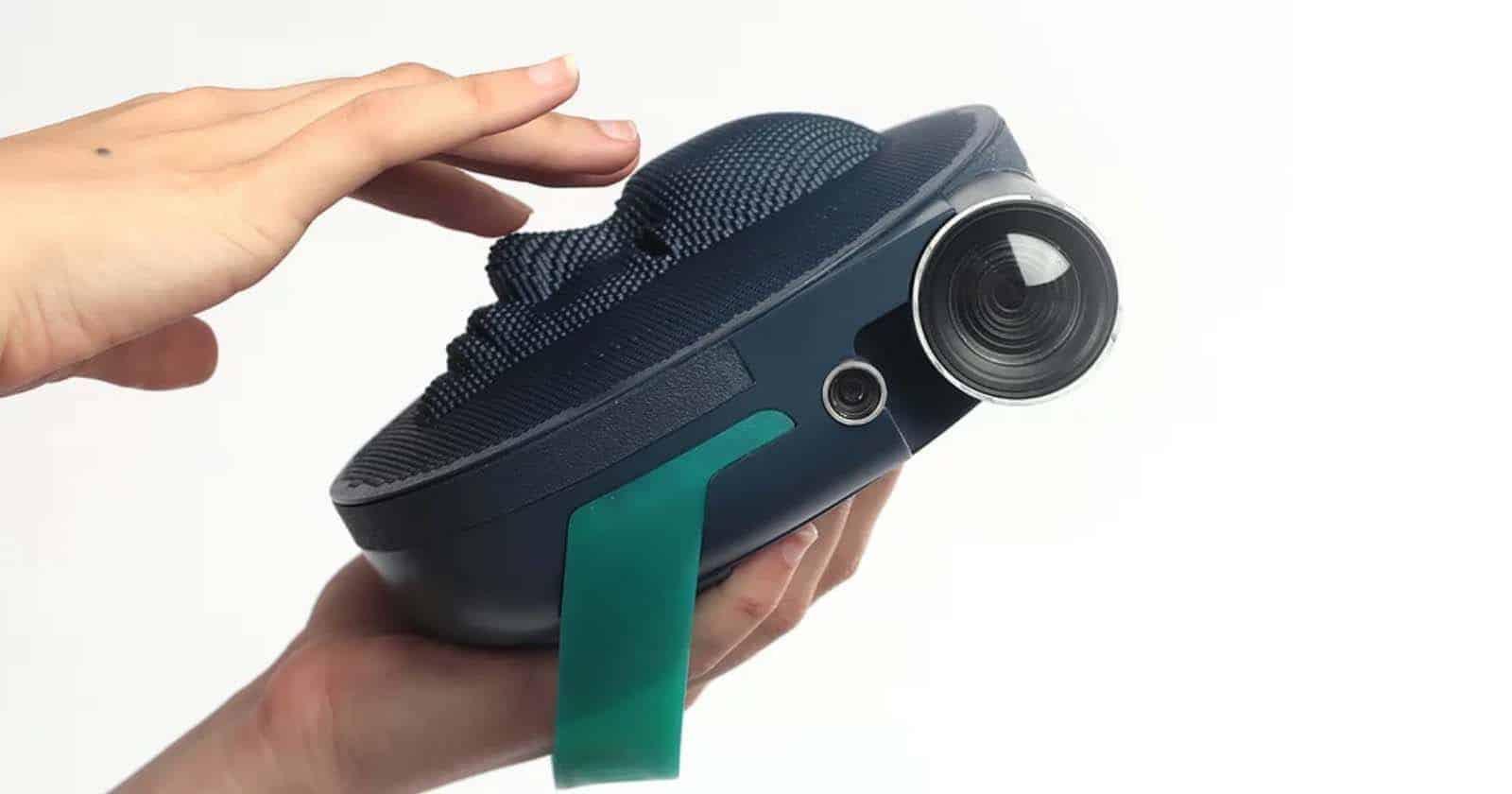 2C3D, cámara para ciegos capaz de ofrecer las imágenes en 3D