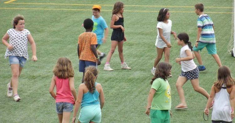 Escuela de verano Santa Eularia