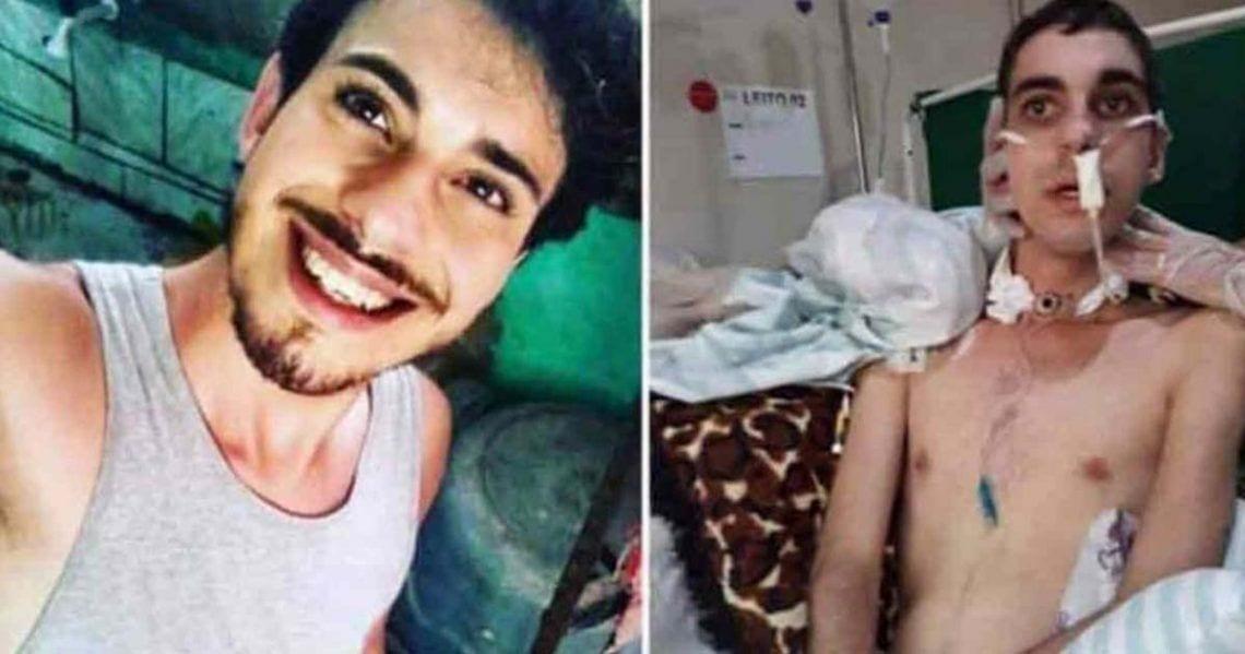 Un joven de 22 años queda en estado vegetal tras una paliza homófoba