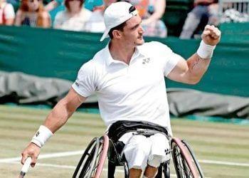 Gustavo Fernández ha conseguido el título en Wimbledon