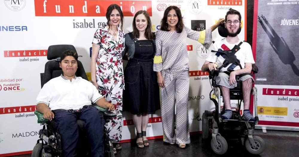 Isabel Gemio presenta el documental 'Jóvenes Invisibles'